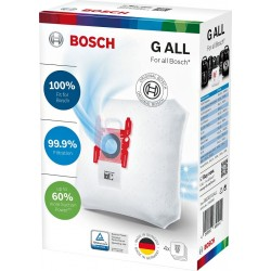 Bosch BBZ41FGALL PowerProtect filter vrećice: Type G ALL